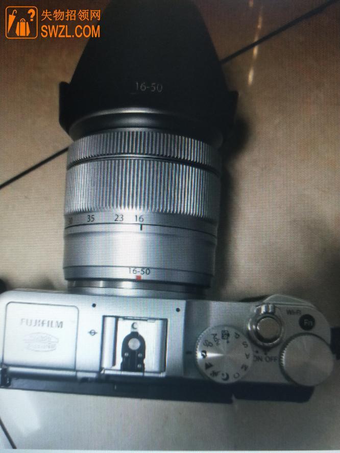 失物招领:拾获相机一个