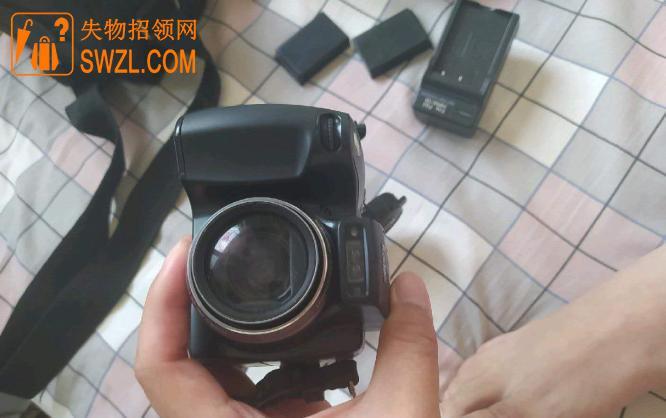 失物招领:相机