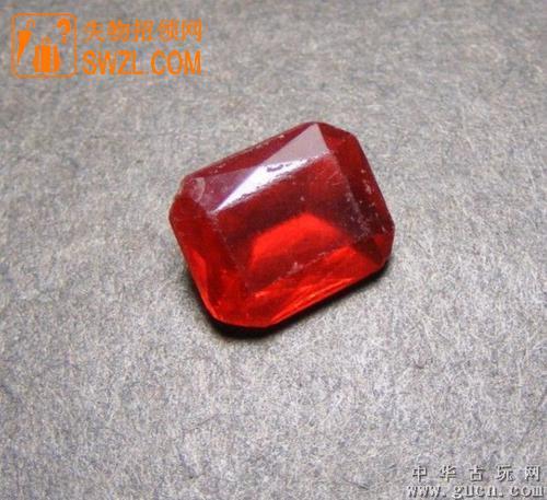 失物招领:红宝石