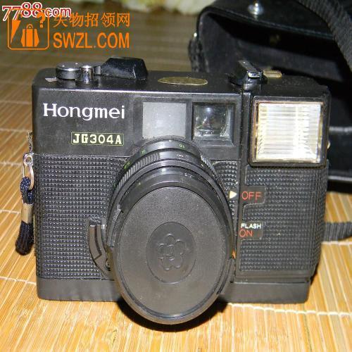 失物招领:照相机